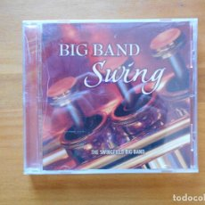CDs de Música: CD BIG BAND SWING - THE SWINGFIELD BIG BAND (3S). Lote 103283159