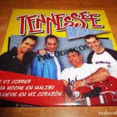 CDs de Música: TENNESSEE TE VI CORRER / UNA NOCHE EN MALIBU / LLUEVE EN MI CORAZON CD SINGLE PROMO 2004 3 TEMAS. Lote 103308567