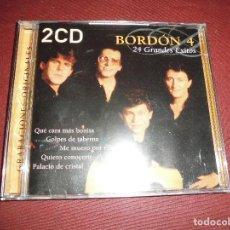CDs de Música: MAGNIFICO CD BORDON 4,24 GRANDES CANCIONES,2 CD,S. Lote 103335279