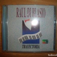 CDs de Música: CD RAUL DI BLASIO - TRAYECTORIA. Lote 103342299
