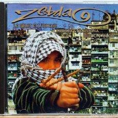 CDs de Música: ZEDDA / LE BRUIT ET L'ODEUR - ZARATA ETA USAINA - RUIDO Y OLOR. Lote 103348519