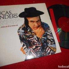 CDs de Música: LUCAS Y SUS JANDERS AMATOMA(BOSSA NOVA BABY) CD SINGLE 1997 CHIQUITO DE LA CALZADA Y FLORENTINO. Lote 103381827