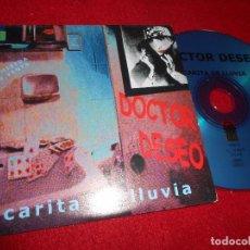 CDs de Música: DOCTOR DESEO CARITA DE LLUVIA CD SINGLE 2002 PROMO. Lote 103382123