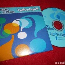 CDs de Música: NACION REIXA INDECISION/INDECISION(V.O. GALLEGO) CD SINGLE 1995 PROMO ALEMANIA GALIZA GALICIA. Lote 103382711