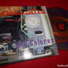 CDs de Música: REINCIDENTES ¡AY! DOLORES CD SINGLE 2000 PROMO. Lote 103383395
