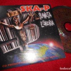 CDs de Música: SKA-P SKAP PLANETA ESKORIA CD SINGLE 2000 PROMO. Lote 103383559