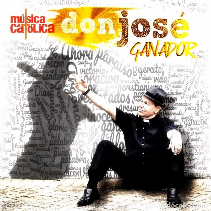CDs de Música: DON JOSE -GANADOR -CD - Foto 1 - 103407899