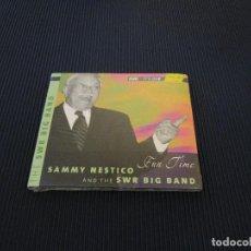 CDs de Música: SAMMY NESTICO AND THE SWR BIG BAND ( FUN TIME ) - CD 93.247 - HANSSLER CLASIC - PRECINTADO. Lote 103410075