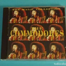 CDs de Música: THE COMMODORES. THE MAGIC COLLECTION. Lote 103413971