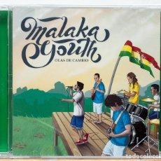 CDs de Música: MALAKA YOUTH / OLAS DE CAMBIO (REGGAE). Lote 103451415