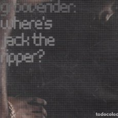 CDs de Música: GROOVERIDER -WHERE´S JACK THE RIPPER?- 3 VERSIONES/ CD SINGLE COLUMBIA DE 1999 ,RF-34. Lote 103461339
