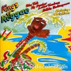 CDs de Música: SLY DUNBAR, ROBBIE SHAKESPEARE, PETER TOSH, MIKEY 'MAO' CHUNG* FEATURING CHRIS HINZE-KINGS OF REGGAE. Lote 103467947