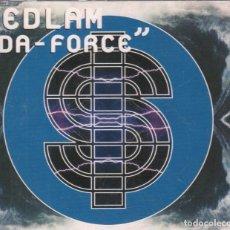 CDs de Música: BEDLAM/ DA - FORCE - CD SINGLE EDEL UK RECORDS DE 1998 ,RF-43. Lote 103475027
