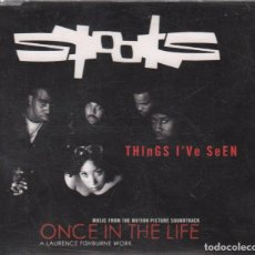 CDs de Música - SPOOKS - THINGS I´VE SEEN - ONCE IN THE LIFE/ CD SINGLE ANTRA RECORDS DE 2000, RF-52 - 103477303
