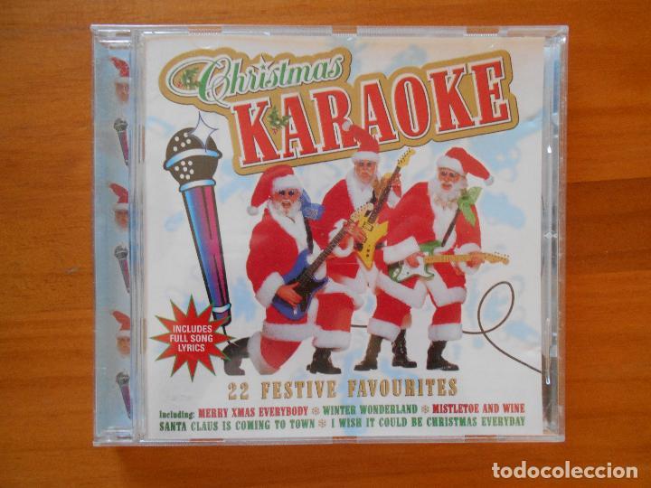 Christmas Karaoke Cd.Cd Christmas Karaoke 3u