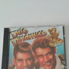 CDs de Música: DUO DINAMICO . 20 EXITOS DE ORO. Lote 103501574