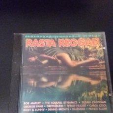CDs de Música: CD RASTA REGGAE CD2 ( BOB MARLEY +VARIOS ). Lote 103503723