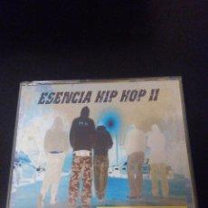 CDs de Música: CD ESENCIA HIP HOP 2 ( 4 CDS + DVD ). Lote 103507391