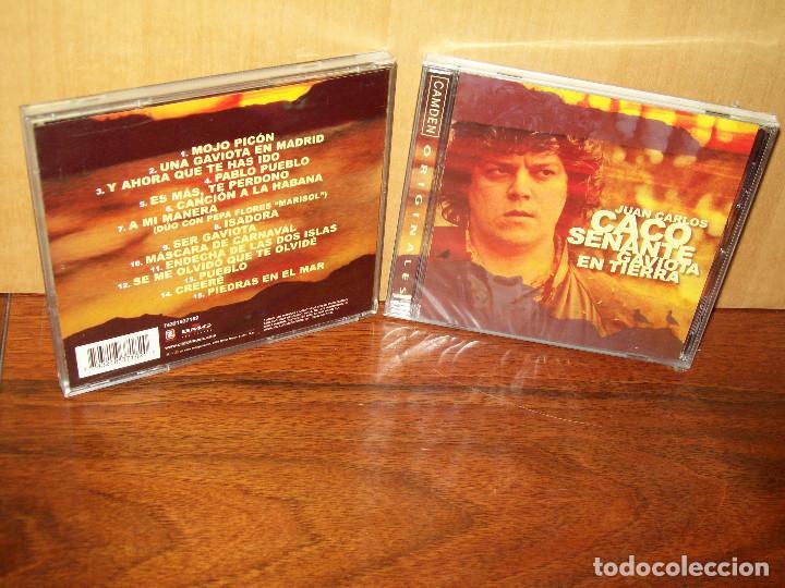 JUAN CARLOS CACO SENANTE - GAVIOTA EN TIERRA - CD NUEVO PRECINTADO (Música - CD's Latina)