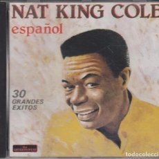 CDs de Música: NAT KING COLE - THE ENTERTAINERS - NAT KING COLE ESPAÑOL - PROMO SOUND 1996. Lote 103542763