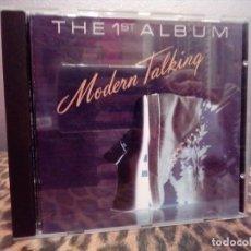 CDs de Música: MODERN TALKING - THE 1ST ALBUM. Lote 103546039