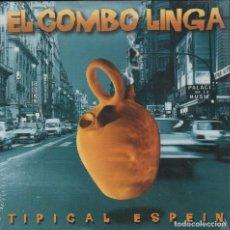 CDs de Música: EL COMBO LINGA / TIPICAL ESPEIN - CD SINGLE PROMO DRO DE 1998 ,RF-76 , SIN ABRIR. Lote 103559907