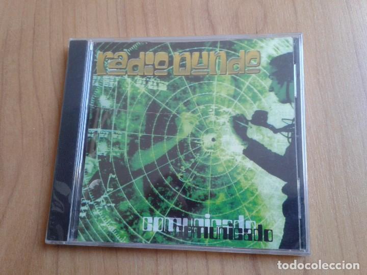 RADIO MUNDO -- COMUNICADO -- DESCATALOGADO -- PRODUCCIONES PELIGROSAS, 2000 -- JAEN ( ESPAÑA ) (Música - CD's Reggae)