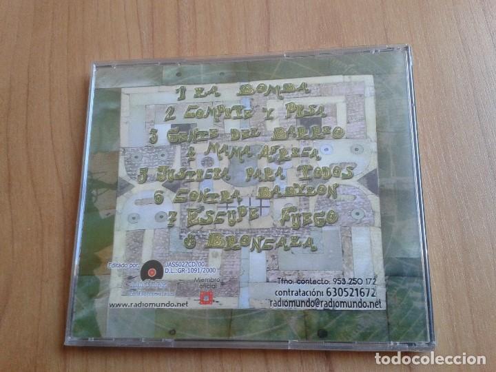 CDs de Música: Radio Mundo -- Comunicado -- Descatalogado -- Producciones Peligrosas, 2000 -- Jaen ( España ) - Foto 2 - 103604543