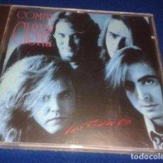 CDs de Música: CD COMITE CISNE ( INSTINTO ) ARIOLA 1991 BMG 11 TEMAS. PRECINTADO NUEVO POP ROCK, SYNTH-POP. Lote 103656015