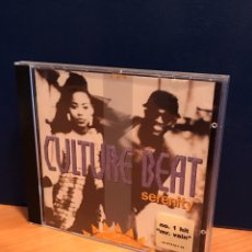 """CDs de Música: CD """"CULTURE BEAT - SERENITY"""". Lote 103679266"""