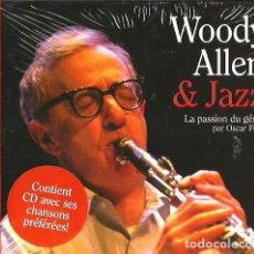 CDs de Música: LIBRO CON CD WOODY ALLEN & JAZZ ( NUEVO, PRECINTADO ). Lote 103686155