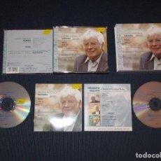 CDs de Música: GEORG FRIEDRICH HANDEL ( SAUL ) - CD 98.280 - HANSSLER CLASSIC - HELMUTH RILLING. Lote 103688031