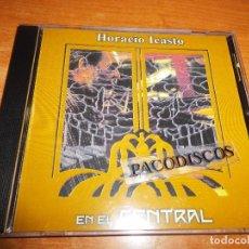 CDs de Música: HORACIO ICASTO EN EL CENTRAL CD ALBUM 2001 6 TEMAS GRABADO EN DIRECTO CAFE CENTRAL MADRID RARO JAZZ. Lote 103701731