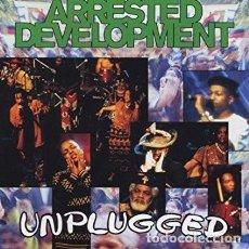 CDs de Música: ARRESTED DEVELOPMENT UNPLUGGED. Lote 103705063