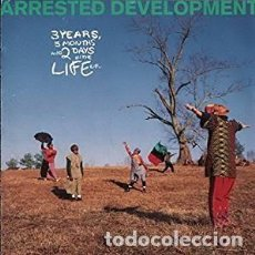 CDs de Música: ARRESTED DEVELOPMENT 3 YEARS, 5 MONTHS AND 2 DAYS IN THE LIFE OF.... Lote 103705675