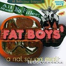 CDs de Música: FAT BOYS BEST OF: ALL MEAT, NO FILLER!. Lote 103706399
