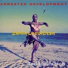 CDs de Música: ARRESTED DEVELOPMENT ZINGALAMADUNI. Lote 103708147