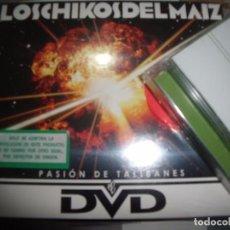 CDs de Música: CD + DVD LOS CHIKOS DEL MAIZ - PASIÓN DE TALIBANES (SELLADO, DIGIPACK, 2012). Lote 103723907