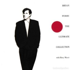 CDs de Música: BRYAN FERRY AND ROXY MUSIC * CD * ULTIMATE COLLECTION WITH ROXY MUSIC * PRECINTADO!. Lote 103734835
