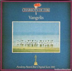 CDs de Música: VANGELIS - CARROS DE FUEGO (CHARIOTS OF FIRE) - CD ALBUM - 7 TRACKS - POLYDOR / WARNER 1981. Lote 103761339