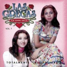 CDs de Música: LAS GRECAS * CD * POR SIEMPRE GRECAS VOL.1 * PRECINTADO!. Lote 103763363