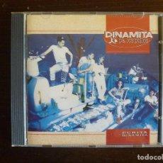 CDs de Música: DINAMITA PA LOS POLLOS PURITA DINAMITA + NO MOLESTES A PA NUEVO OCASIÓN. Lote 103770771