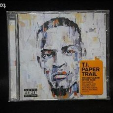 CDs de Música: T.I. PAPER TRAIL BUEN ESTADO. Lote 103784535