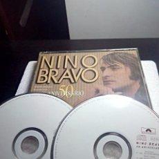 CDs de Música: NINO BRAVO 50 ANIVERSARIO. Lote 103803663