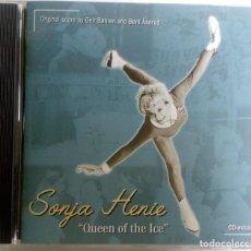 CDs de Música: SONJA HENIE: QUEEN OF THE ICE / GEIR BOHREN & BENT ASERUD CD BSO - NORWAY. Lote 103805411