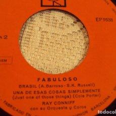 CDs de Música: RAY CONNIFF SU ORQUESTA Y COROS. BÉSAME MUCHO, BRASIL..… 1966. Lote 103805711