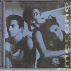 CDs de Música: MECANO - ENTRE EL CIELO Y EL SUELO - SONY BMG 2005. Lote 103808143
