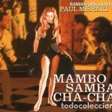 CDs de Música: FILM MUSIC: MAMBO, SAMBA, CHA CHA / PAUL MISRAKI CD BSO. Lote 103809931