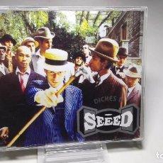 CDs de Música: CD - MUSICA - SINGLE/ MAXI - SEEED ?– DICKES B –- 4 TEMAS . Lote 103815315