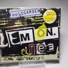 CDs de Música: CD - MUSICA - SINGLE/ MAXI - FOOL'S GARDEN – LEMON TREE –- 3 TEMAS . Lote 103815351